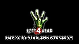 Left 4 Dead is 10 years old!