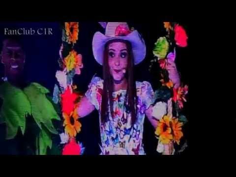 Show C1R em SP - Alcançar a  Liberdade- Larissa Manoela