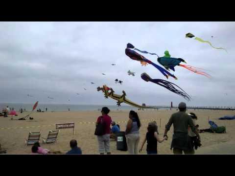 2015 Grand Haven Kite Festival Michigan