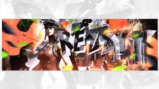 Ps Touch SpeedArt »[28] Ultra Rezzy » 3D Fortnite Header » (FREE GFX) [ Tutorial? ]