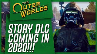 Obsidian CONFIRMS DLC For The Outer Worlds In 2020!