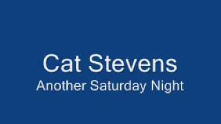 Cat Stevens-Another Saturday Night