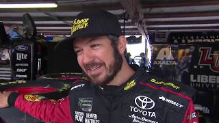 Truex Jr.: 'I Just Told Him I Was Mad He Screwed Up'