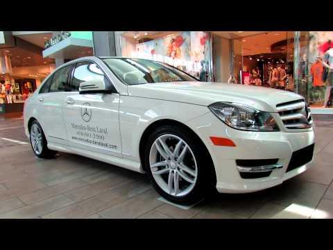 Dick Dyer Mercedes >> New Mercedes Benz C250 CDI 2012 BlueEFFICIEN Driving | Doovi