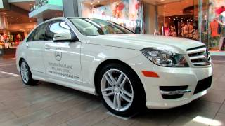 2012 Mercedes-Benz C250 4matic - Carrefour Laval, Quebec, Canada