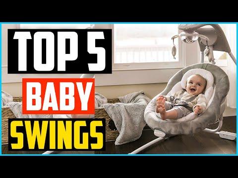 Top 5 Best Baby Swings in 2020 – Reviews