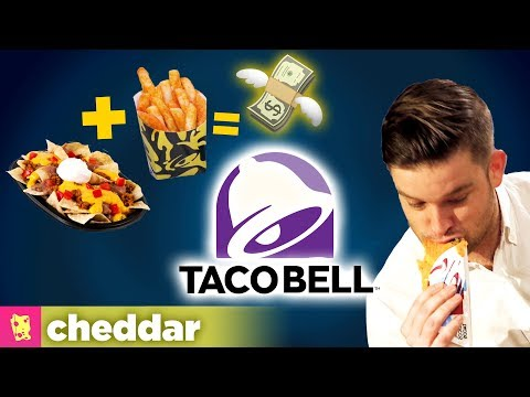 How Taco Bell Built an Empire on Bizarre Foods - Cheddar Examines
