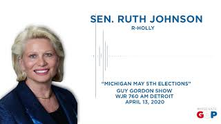 Sen. Johnson joins WJR to discuss May elections