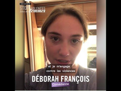 #StopVFF - STOP AUX VIOLENCES FAITES AUX FEMMES - Déborah François s'engage