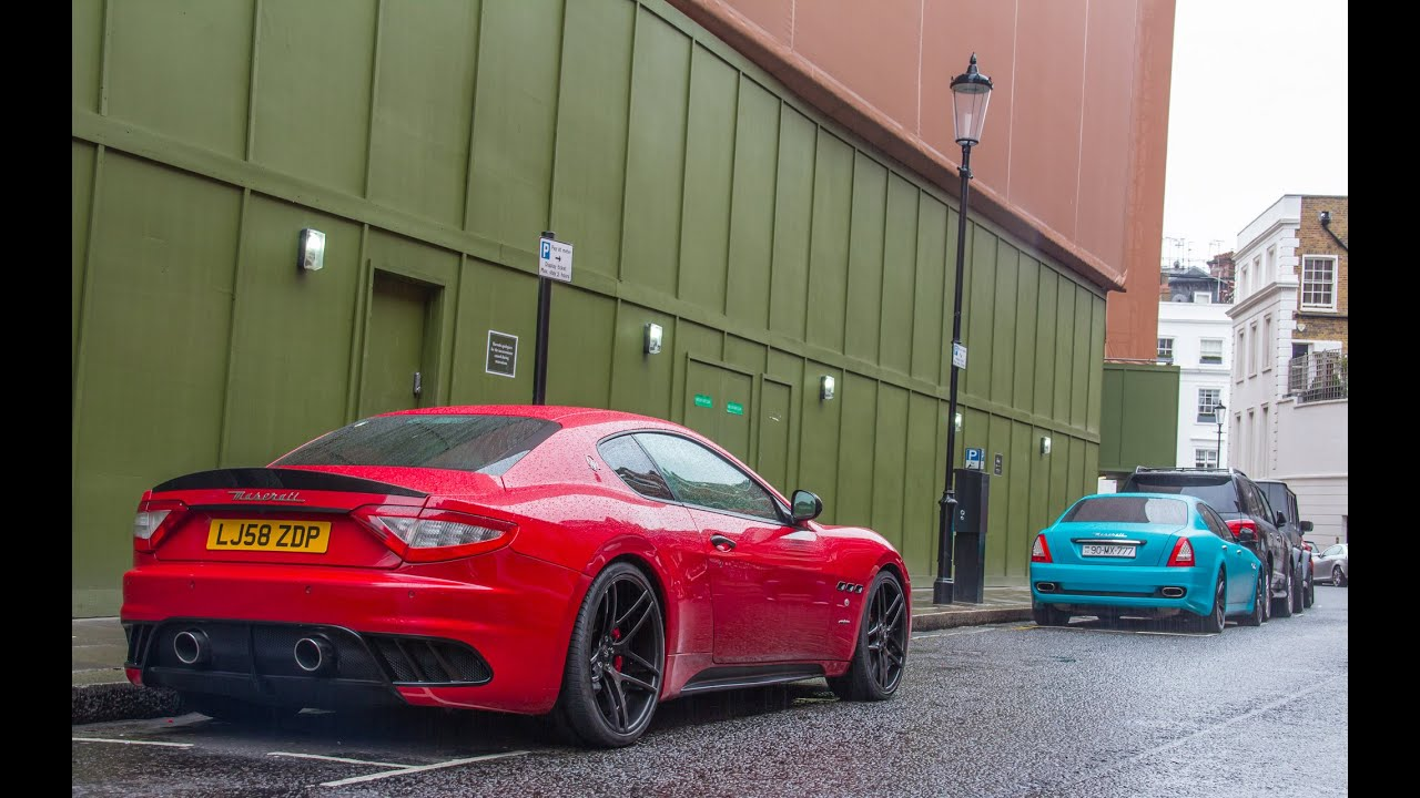 Maserati compilation