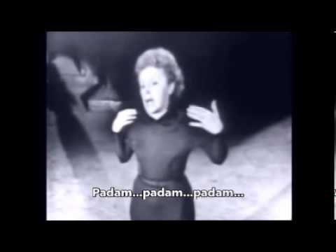 Padam Padam- Edith Piaf