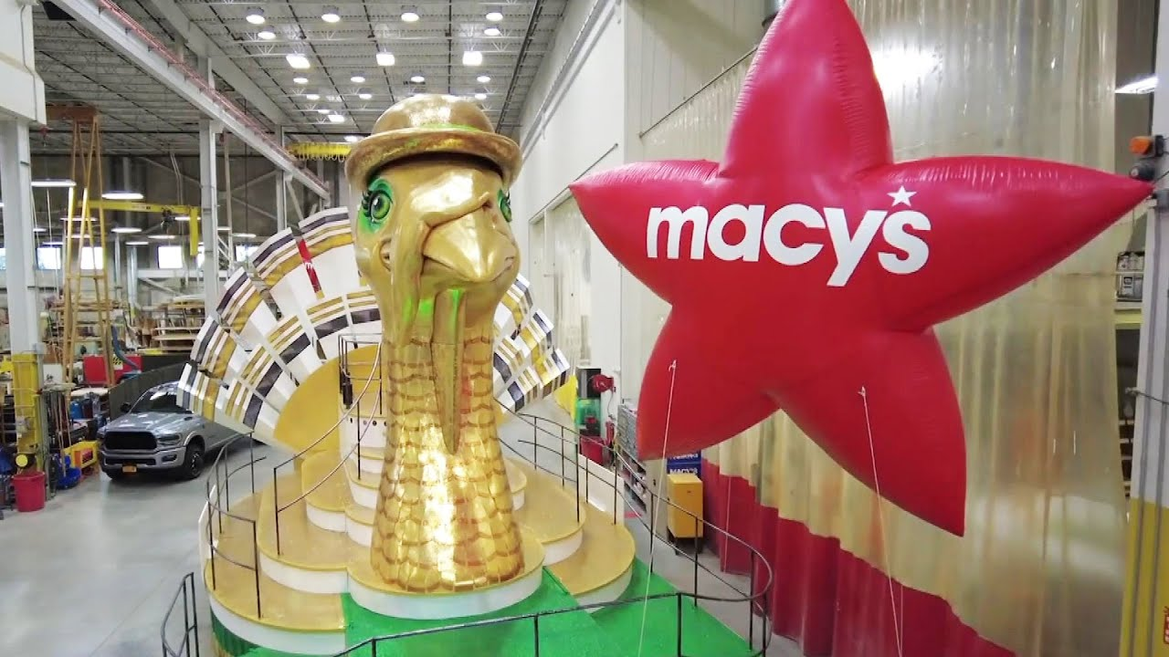 How the Macy's Thanksgiving Day Parade Is Still Happening Even With the Pandemic