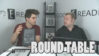 Roundtable – What we think about Large Screen e Readers