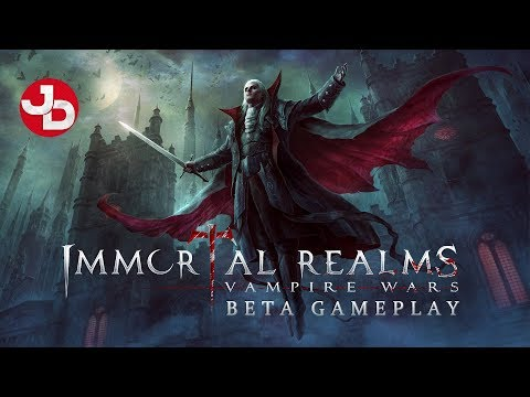 immortal-realms:-vampire-wars---beta-pc-gameplay