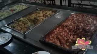 Ужин, отель DesertRose, Хургада, Египет