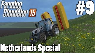 Lets Play Farming Simulator 15 - Netherlands Special - Episode 9 - New Rental Mod!