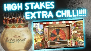 HIGH STAKES Extra Chilli!!!