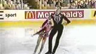 Ekaterina Gordeeva & Sergei Grinkov - 1985 Junior World Championships - FS