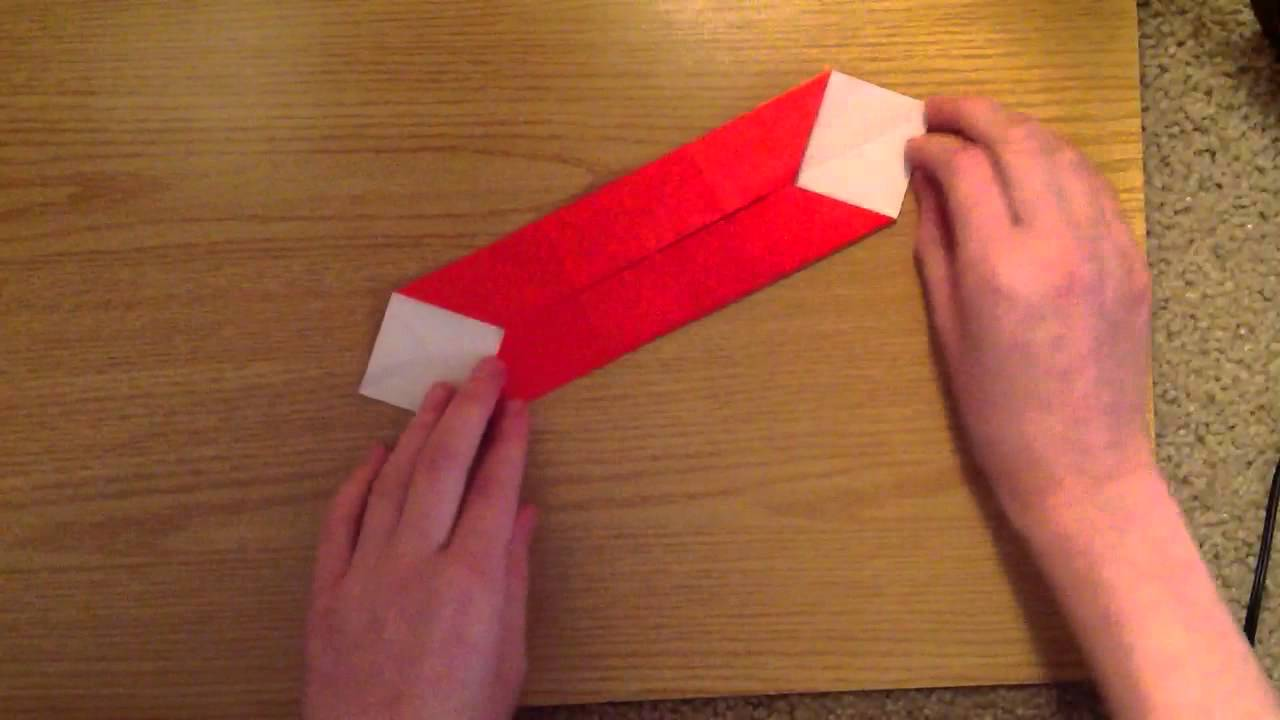 how to make origami ring box