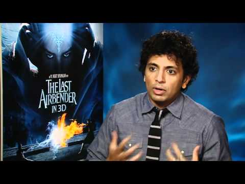 Does M. Night Shyamalan care about The Last Airbender's bad reviews?