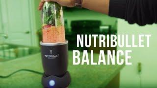 Best Holiday Health Gift Idea - Nutribullet Balance!