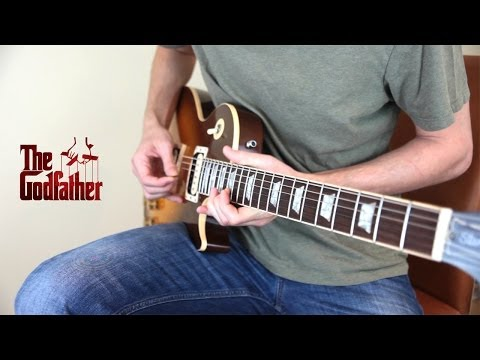 The Godfather Guitar Cover (Slash Inspired) – Mash And Flutter