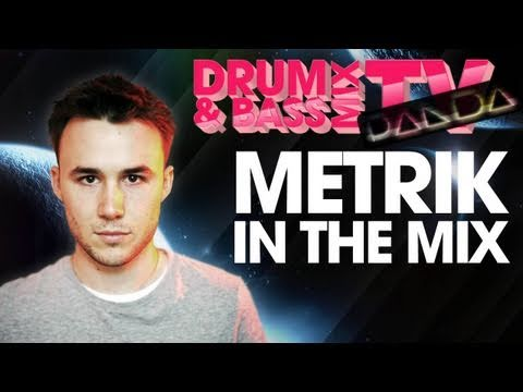 Metrik - Drum & Bass Mix - Panda Mix Show