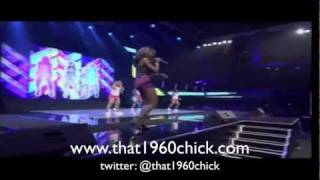 Tiwa Savage performs Kele Kele @ 2011 Channel O Awards