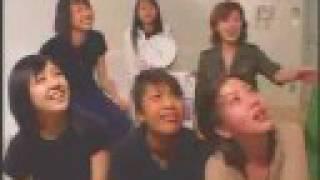 Perfume 映画「ディープ インパクト」を見る 左から、 上原香代子(BOYST...