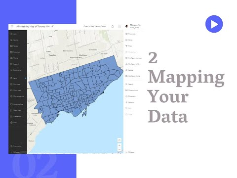 Mapping Your Data