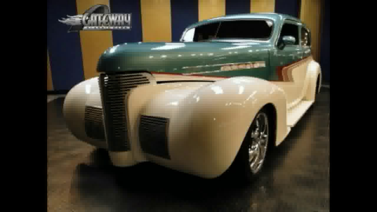 1939 Oldsmobile Sedan hot rod for sale at Gateway Classic Cars in ...