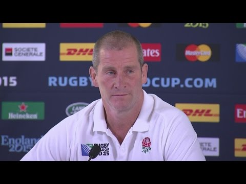 England Rugby World Cup exit: Lancaster and Ritchie speak of 'deep disappointment'