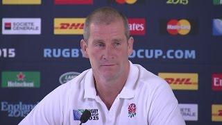England Rugby World Cup exit: Lancaster and Ritchie speak of