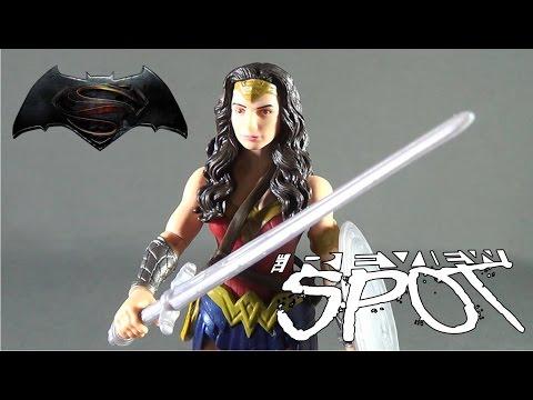 Toy Spot - Mattel Batman V Superman Wonder Woman