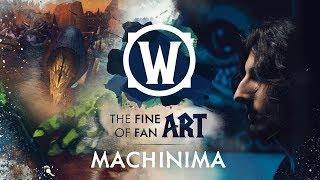 The Fine Art of Fan Art: Episode 3 – Machinima Maker (English subtitles)