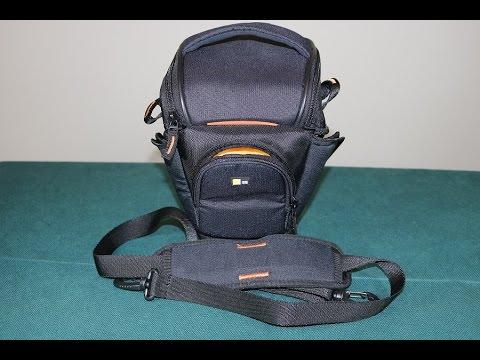 fae45f4941 CaseLogic SLRC 201 DSLR Bag Review - YouTube