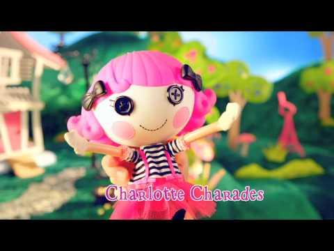 LALALOOPSY Charlotte Charades / Mango Tiki Wiki Commercial