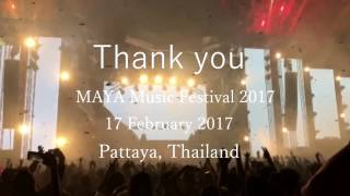 MAYA Music Festival 2017   [17 February 2017 ]