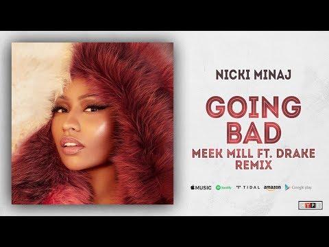 """Nicki Minaj - Barbie Goin Bad (Meek Mill Ft. Drake """"Going Bad"""" Remix)"""