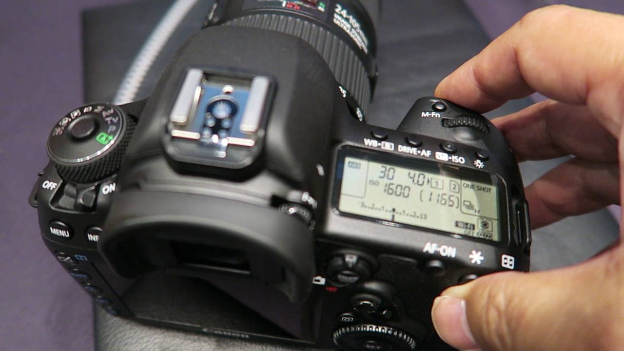 Canon Eos 5d Mark Iv 7fps Burst Continuous Shooting Youtube