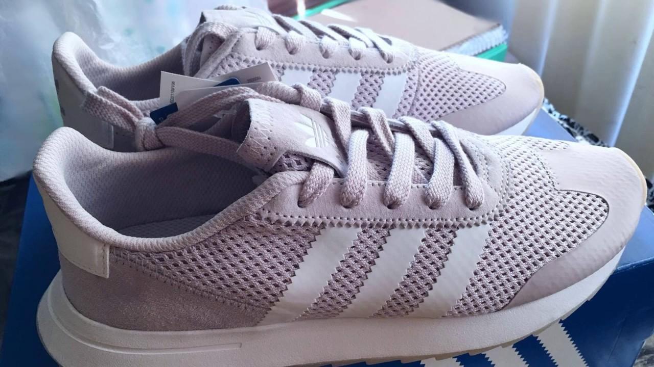 quality design 95fff dadf1 Adidas Originals Ice Purple FLB sneakers