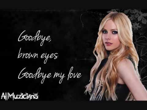 Avril Lavigne- Goodbye Lyrics