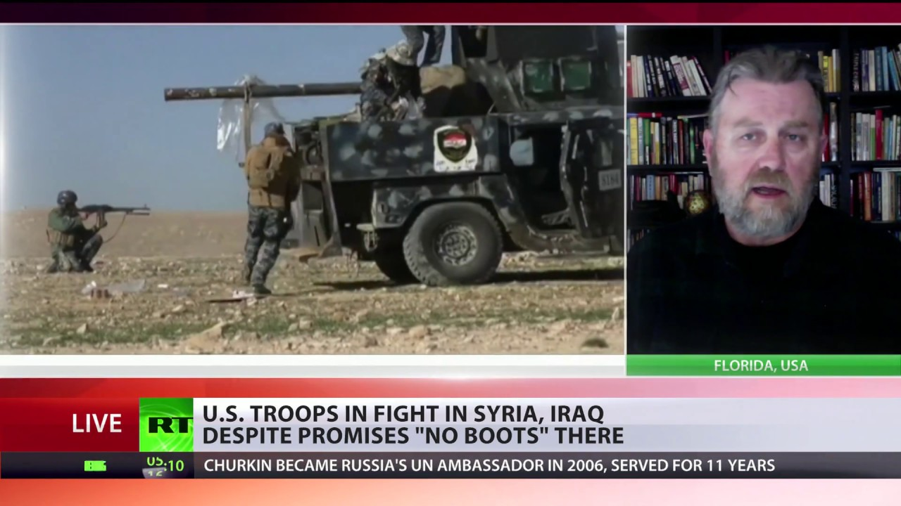 'Finally we see more realism in policy': US troops in fight in Syria, Iraq despite promises