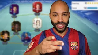 ICH BEWERTE EURE TEAMS! 🔥 💯 - Flashback - FIFA 19 Ultimate Team