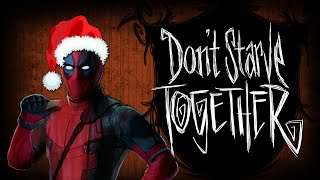 Don't Starve Together - Deadpool. Как Выжить Зимой? #18