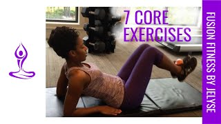 7 Exercises for the Core