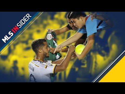 Giovani dos Santos: the Galaxy's newest star | MLS Insider