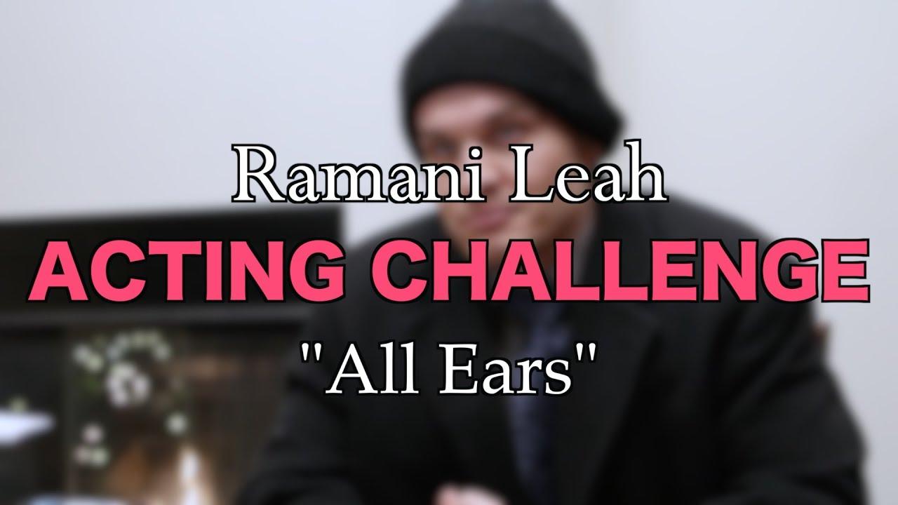 Ramani Leah naked 253