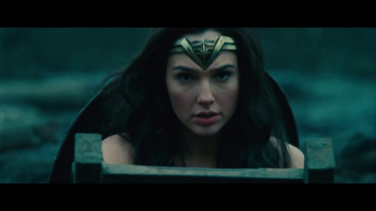 Wonder Woman - Official Trailer (Gr Subs)