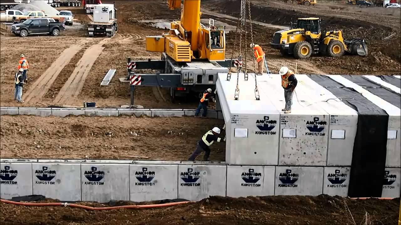 Concrete Box Culvert: Anchor Concrete Products